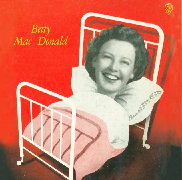 Bildergebnis für Betty MacDonald fan club  The Plague and I