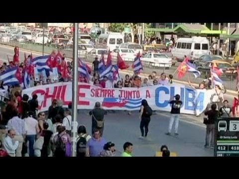 Movimentos social realizam Cúpula dos Povos no Chile - País sedia 1º encontro da Celac