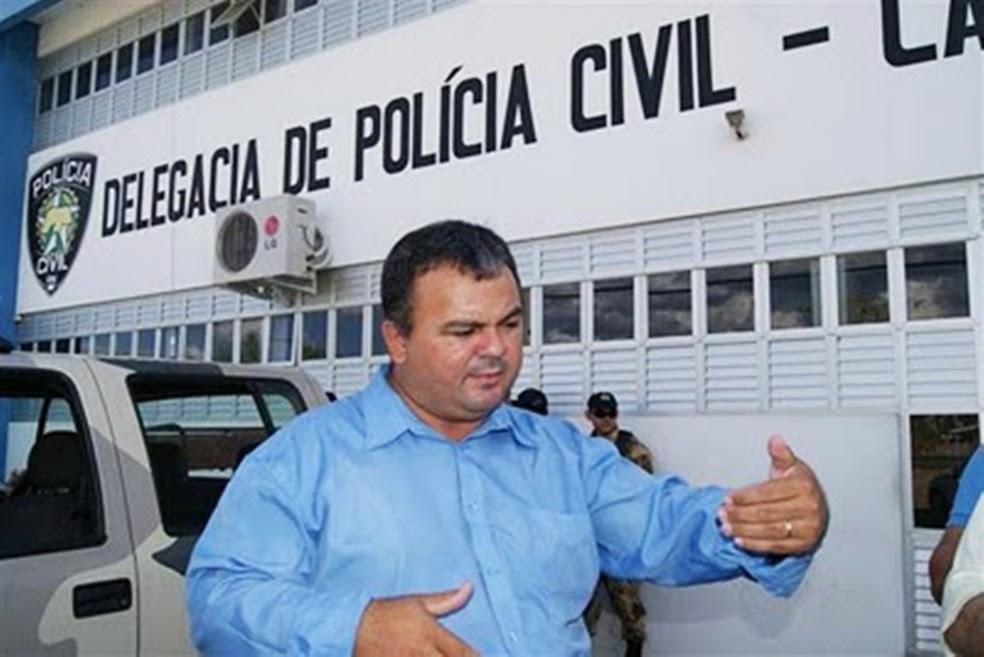 Advogado Rivaldo Dantas de Farias (Foto: Rosivan Amaral)
