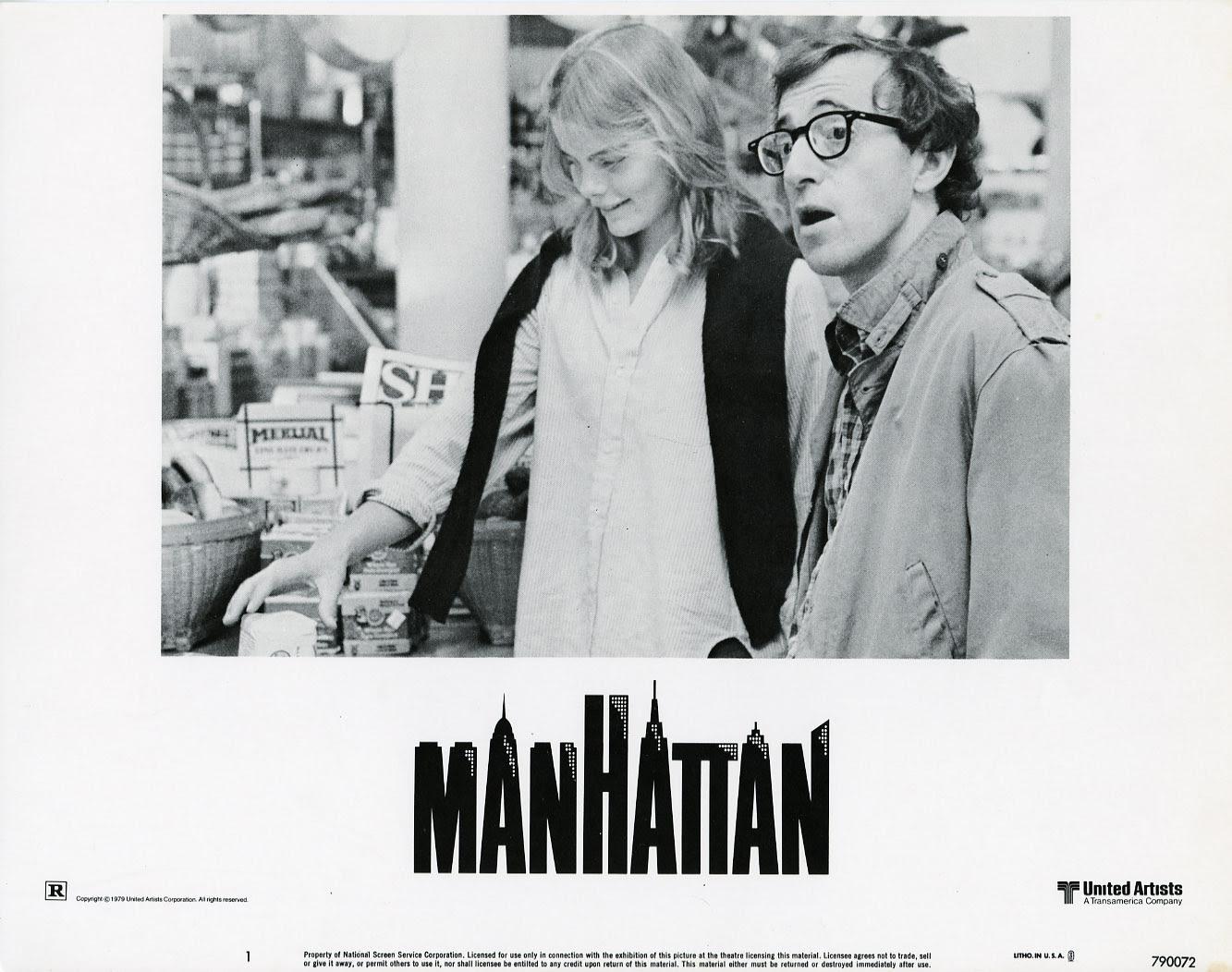 Resultado de imagen de película Manhattan