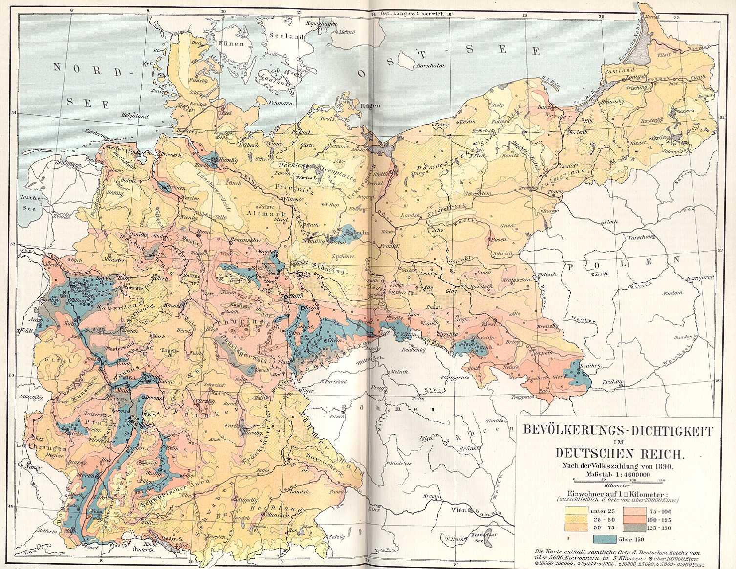 Alte Karte Deutschland 1940.Alte Karte Deutschland 1940 Karte