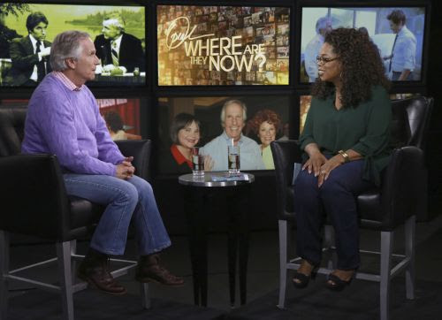 Henry Winkler on Oprah: Where Are They Now?