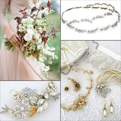 Fall Wedding Accessories for the Chic Bride