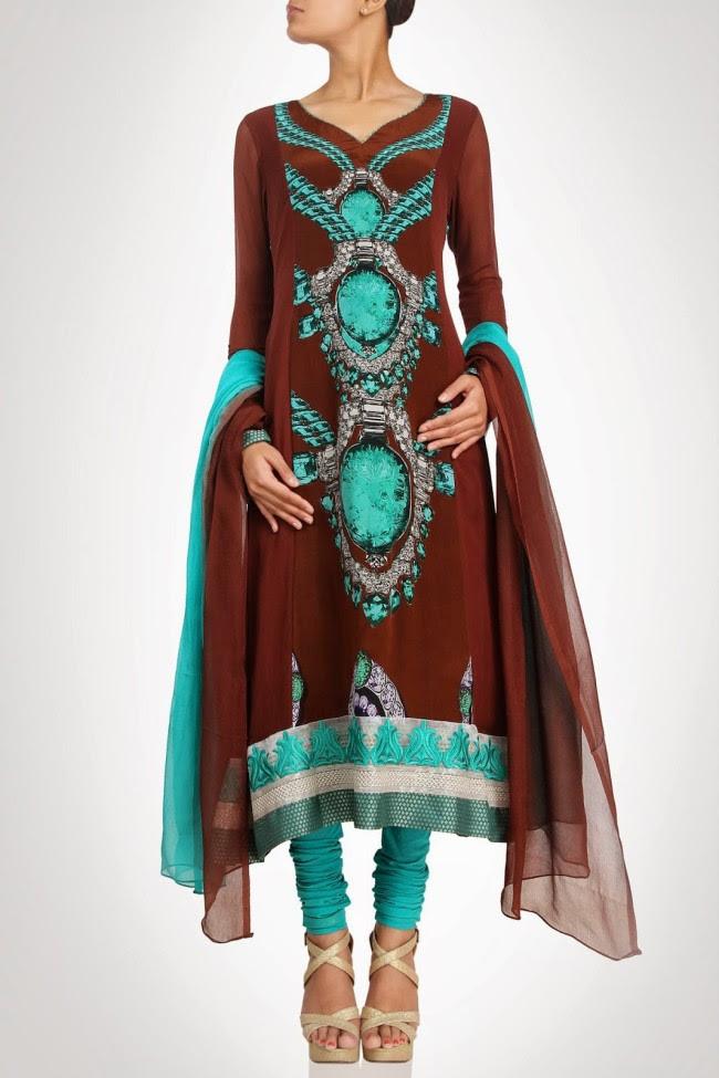 Beautiful-Anarkali-Churidar-Salwar-Kamiz-for-Girls-Women-by-Designer-Rubina-K-3