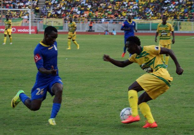 Kikosi bora cha Ligi ya Vodacom Tanzania bara msimu wa 2014/15
