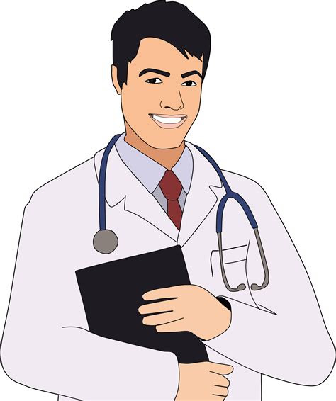 transparent doctor cliparts   clip art