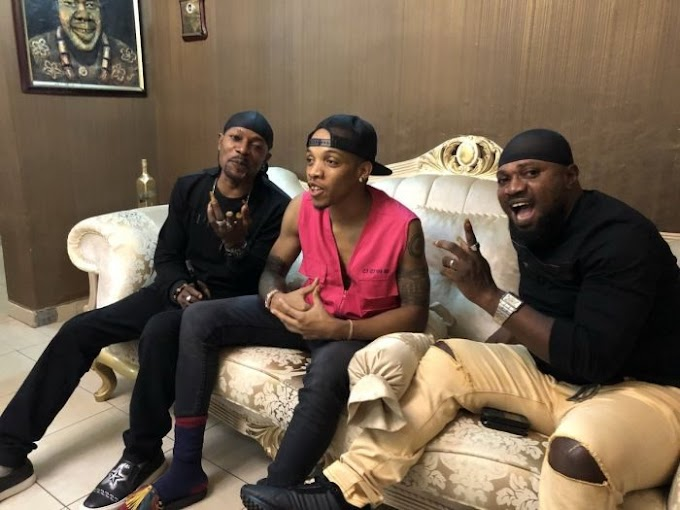 BREAKING!!! Tekno Announces New Collaboration With Danfo Drivers (Watch Video)