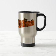 Orange Lilies 3D Mom Travel Mug mug