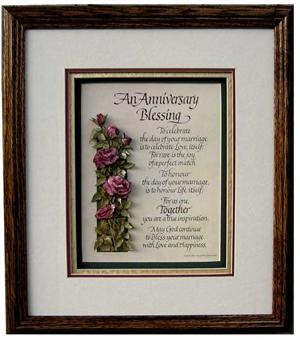 Shadow Box Oak Frame Size 12x14 Stained Dark Brown For 8x10 Pictures