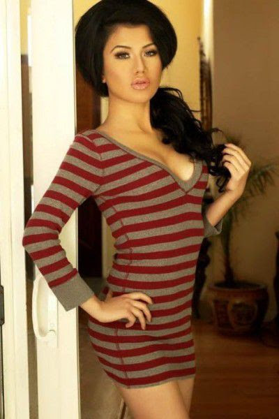 Oh My, Those Tight Dresses. Part 6