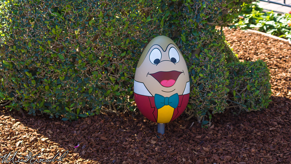 Disneyland Resort, Disneyland, Easter, Egg, Hunt, Eggstravaganza, Mr. Toad, Dumbo