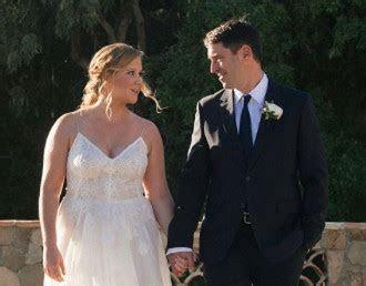 Amy Schumer denies her marriage was a shotgun wedding