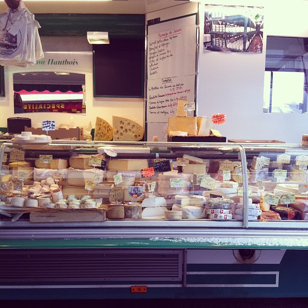 Fromage. #bayeux