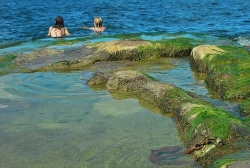 Island's edge
