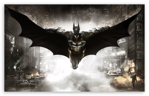 Batman Arkham Knight 4K HD Desktop Wallpaper for 4K Ultra ...