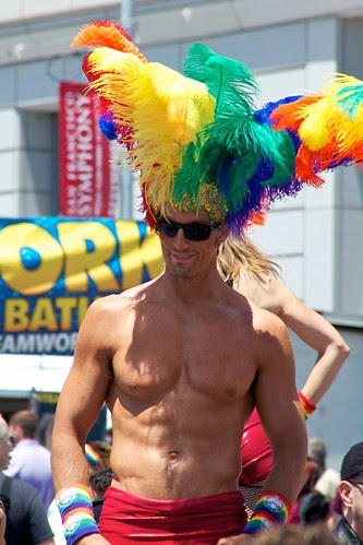 Flickr: Brian K. Leadingham Photography - Gay PRIDE 7826