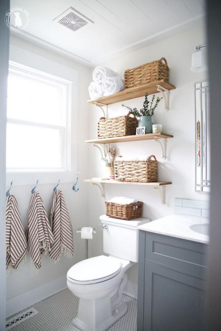 30+ Graceful Tiny Apartment Bathroom Remodel Inspirations ...