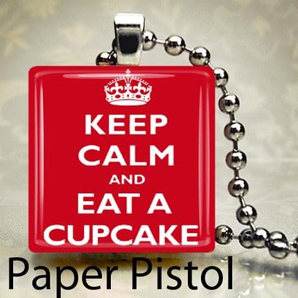 eat cupcake
