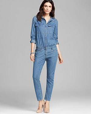 Paige Denim Lexie Jumpsuit