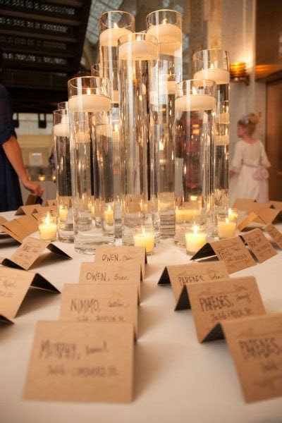 17 Best images about Place Card Table ideas!! on Pinterest