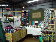 Stall at Woolfest 2013