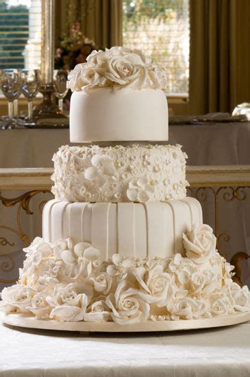 Elegant Wedding Cakes   Best of Cake