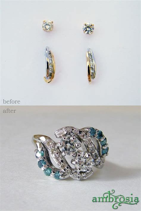 1000  images about Redesigned Jewelry and Restoration of
