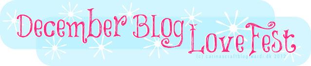 December Blog Love Fest
