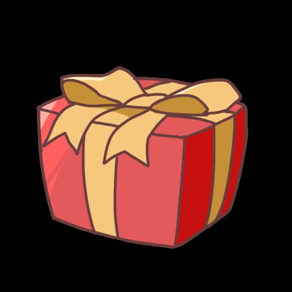 プレゼントのイラスト かわいいフリー素材が無料のイラストレイン