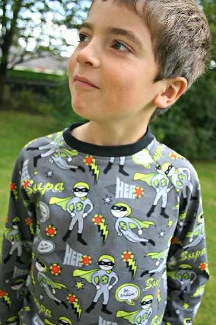 grey superhero shirt 4