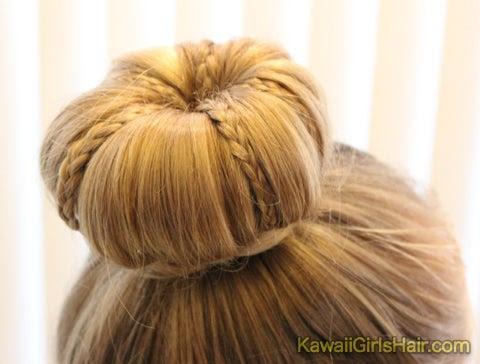 簡単可愛い女の子のヘアスタイル - 最先端海外おしゃれキッズに学ぶ【レングス別】可愛い女の子