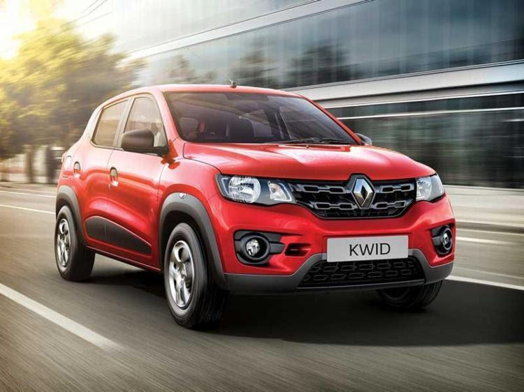 No primeiro mês após seu lançamento o Kwid emplacou 2.890 unidades - Foto: Rneault | Divulgação
