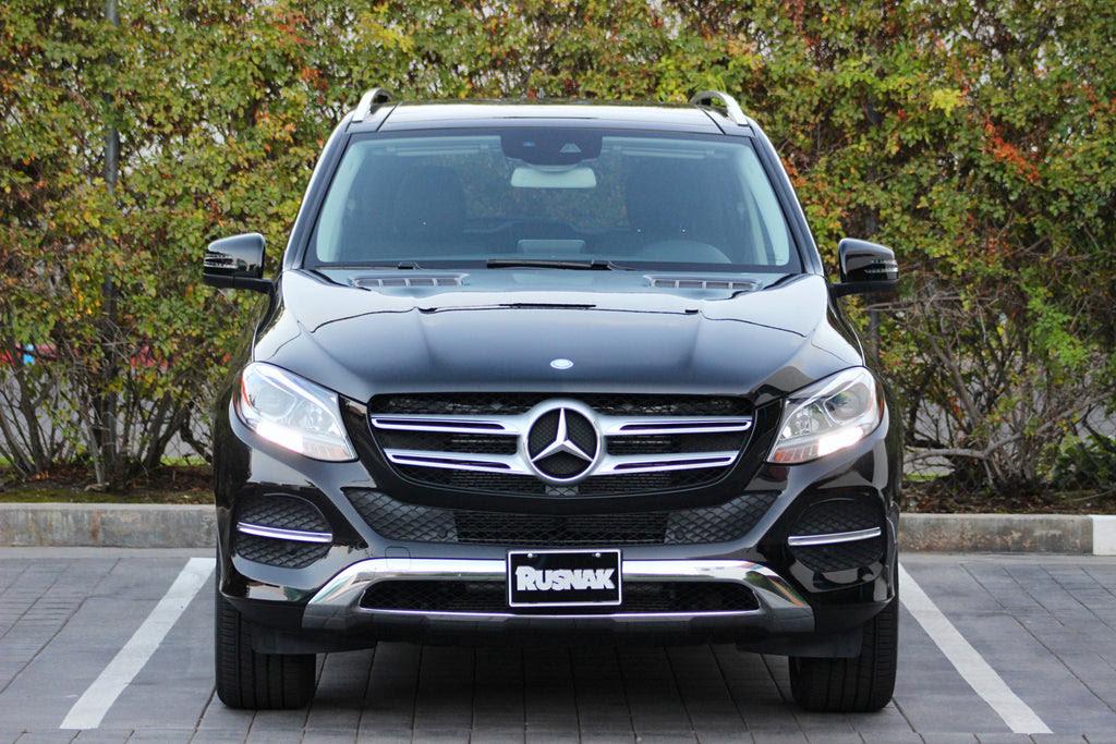 2018 Mercedes-Benz GLE 350 - BLU CAR RENTAL