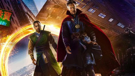 Mordo and Doctor Strange 2016 Movie Wallpaper #11577