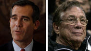 Racist remarks attributed to Donald Sterling 'despicable,' L.A. mayor says