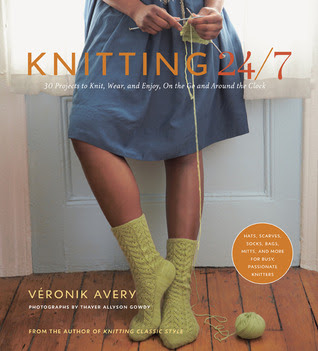 Knitting 24/7 by Veronik Avery