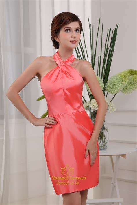 Short Prom Dresses For 13 Year Olds, Coral Short
