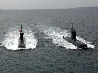 "ДЭПЛ класса ""Ула"". Фото с сайта strategypage.com"