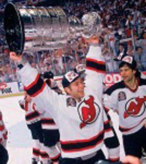 Broten Stanley Cup