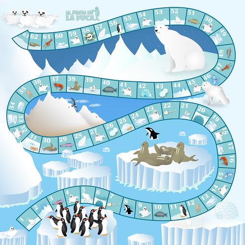 juego de la foca