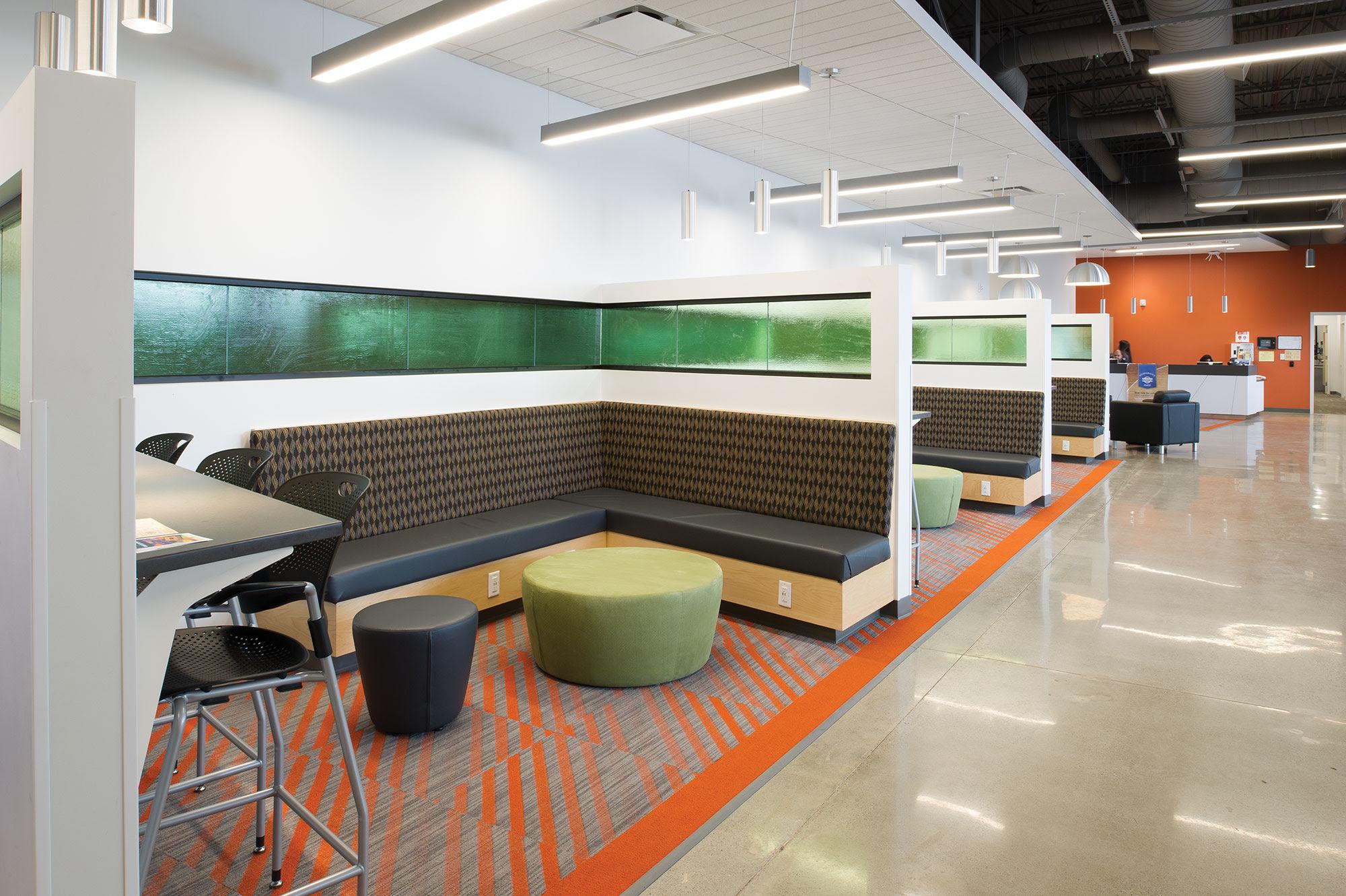 Salt Lake Community Collegewest Valley Center Ffkr Architects