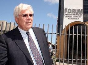 Ex-governador Fernando Freire foi condenado à prisão no RN (Foto: Marcelo Barroso/Tribuna do Norte)
