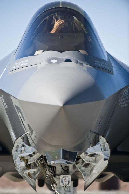 F-35A (Imagem: USAF)
