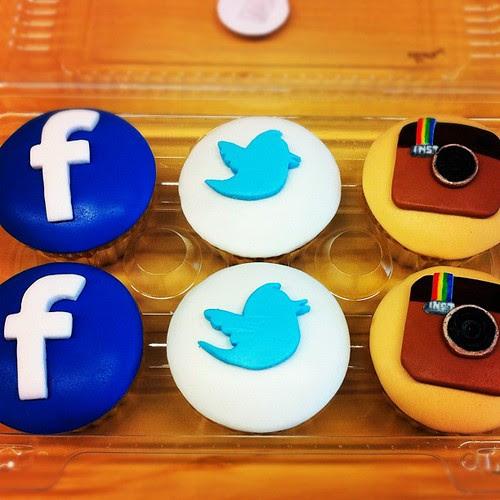 Social Cupcakes #digitalbond