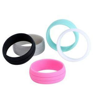 Mens Best Quality Flexible Hypoallergenic Rubber Silicone