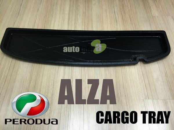 Buy PERODUA ALZA: ORIGINAL ABS Rubber Anti Non Slip Rear