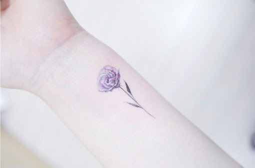 Small Rose Tattoo Best Tattoo Ideas Gallery