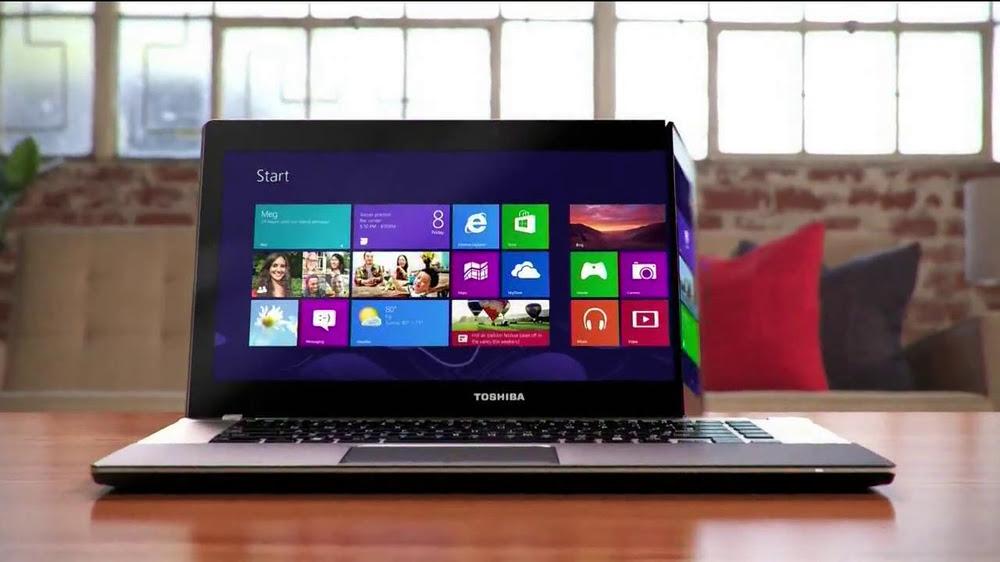 Toshiba Satellite Ultrabook Laptop TV Spot, 'Widescreen' - iSpot.tv