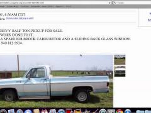wichita falls texas craigslist