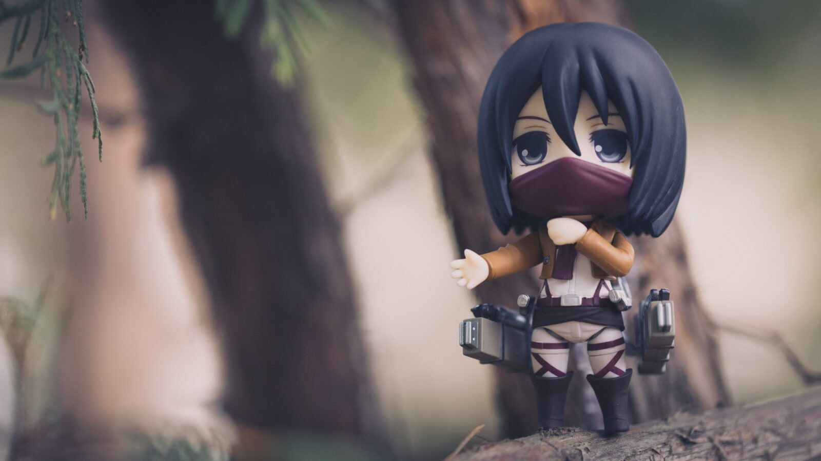 28 Wallpaper Anime Hd Mikasa Orochi Wallpaper